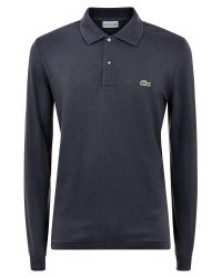 Lacoste | Gray L.12.12 Polo for Men | Lyst