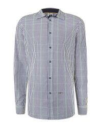 Helly Hansen | Blue Marstrand Long Sleeve Shirt for Men | Lyst