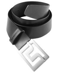 J.Lindeberg | Black Slater 40 Pro Leather Belt for Men | Lyst