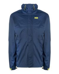 Helly Hansen | Blue Loke Jacket for Men | Lyst