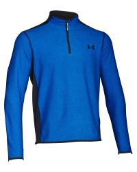 Under Armour | Blue Survival Fleece 1/4 Zip for Men | Lyst