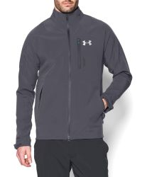 Under Armour - Gray Tips Gore Tex Jacket for Men - Lyst