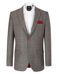 Skopes | Gray Dwight Formal Button Blazer for Men | Lyst