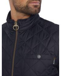 Barbour - Blue Axle Quilted Jacket for Men - Lyst