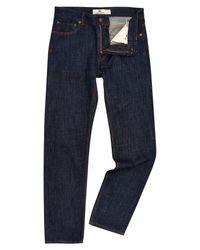 Lacoste | Blue 5 Pocket Denim Jeans for Men | Lyst