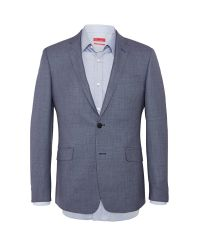 Richard James | Blue Birdseye Single Breasted Suit Jacket for Men | Lyst