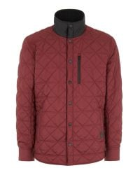 Victorinox | Purple Bernhold Quilted Jacket for Men | Lyst