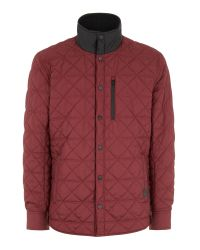 Victorinox - Purple Bernhold Quilted Jacket for Men - Lyst
