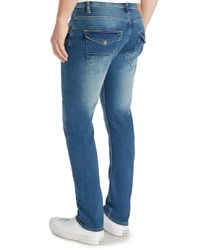 883 Police - Blue Aivali 288 Tapered Jeans for Men - Lyst