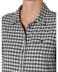 Barbour - Black Charade Check Shirt - Lyst