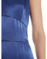 Inwear - Blue Belina Long Dress - Lyst