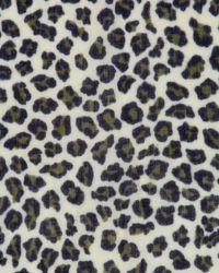 Jaeger - Green Wool Silk Leopard Print Scarf - Lyst