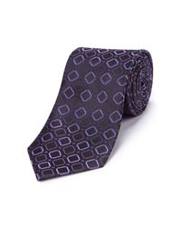Skopes | Purple Fancy Silk Tie for Men | Lyst