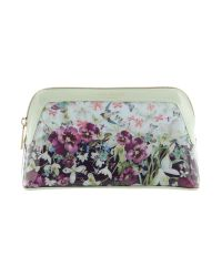 Ted Baker | Blue Eiliana Enchantment Small Cosmetic Bag | Lyst