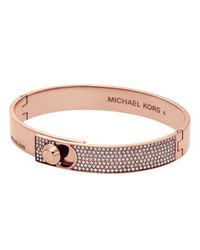 Michael Kors - Pink Mkj4904791 Ladies Bracelet - Lyst