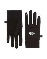 The North Face | Black Etip Gloves for Men | Lyst