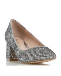 Dune   Multicolor Agnitha Block Heel Court Shoes   Lyst