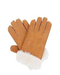 Hobbs | Multicolor Sheepskin Glove | Lyst