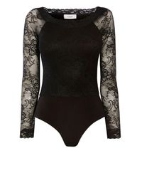 Coast - Black Elle Lace Body - Lyst