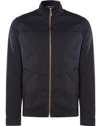 Bugatti | Blue Flexcity Harrington for Men | Lyst