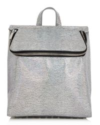 Skinnydip London | Gray Frog Backpack | Lyst