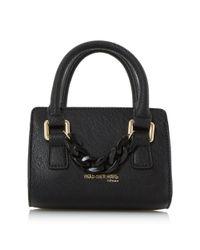 Dune | Black Hennerson Chain Detail Micro Bag | Lyst