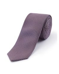 Skopes - Purple Fancy Tie & Pocket Square for Men - Lyst