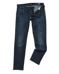 Replay - Blue Anbass Hyperflex Slim Fit Jeans for Men - Lyst