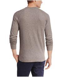 BOSS Orange - Gray Cotton Long-sleeve Shirt 'trucker 1' for Men - Lyst