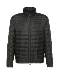 BOSS Green | Black Regular-fit Quilted Jacket In A Fabric Blend: 'jeon 1' for Men | Lyst