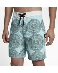 "Hurley Green Beachside Kolide 18"" Board Shorts for men"
