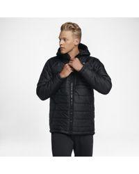 Hurley Black Protect Max Jacket for men