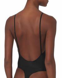 Only Hearts - Black Second Skin Bodysuit - Lyst