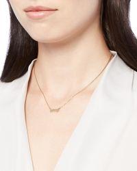 Bianca Pratt | Metallic Nyc Necklace | Lyst