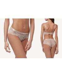 Intimissimi - Pink Ethereal Lace Panties - Lyst