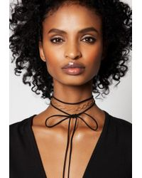 Ivyrevel - Brown Avian Necklace - Lyst
