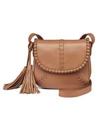 Jack Rogers | Brown Ryder Crossbody | Lyst