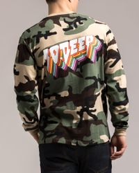 10.deep - Multicolor All The Lights Tee for Men - Lyst