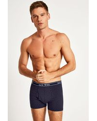 Jack Wills - Blue Chetwood Polka Dot Boxers Set for Men - Lyst