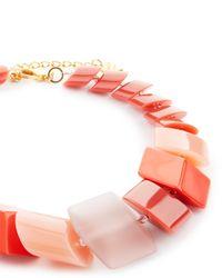 Jaeger - Multicolor Renee Necklace - Lyst