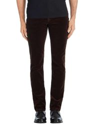 J Brand - Blue Tyler Velvet Slim Fit In Dark Roast for Men - Lyst