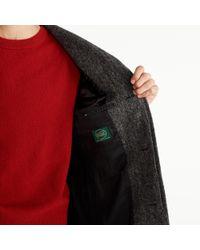J.Crew - Gray Ludlow Topcoat In Textured Grey Tweed for Men - Lyst