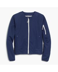 J.Crew | Blue New Balance Softshell Jacket | Lyst