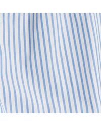 J.Crew - Blue Nautical-striped Boxers for Men - Lyst