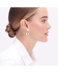 J.Crew - Multicolor Pearl Statement Earrings - Lyst