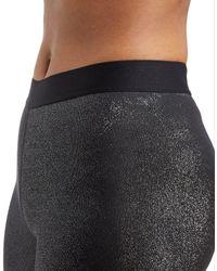 Nike - Black Pro Sparkle Training Tights - Lyst
