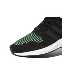 Adidas Originals - Black Swift Run for Men - Lyst