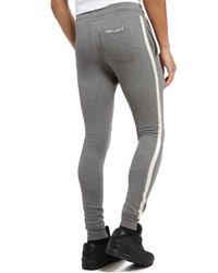 11 Degrees   Gray Reflective Fleece Pants for Men   Lyst