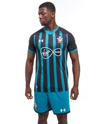 Under Armour - Blue Southampton Fc 2017/18 Away Shorts for Men - Lyst