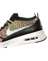 Nike - Gray Air Max Thea Flyknit - Lyst
